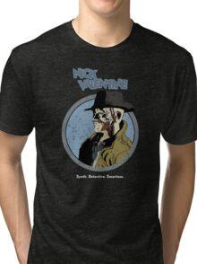 Synth. Detective. Smartass. Tri-blend T-Shirt
