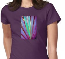 Fiesta Palm Womens Fitted T-Shirt