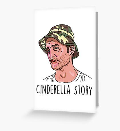 Bill Murray - Caddyshack Greeting Card