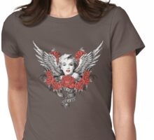 Marilyn Monroe 1 Womens Fitted T-Shirt