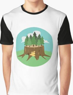 The Tree Graphic T-Shirt