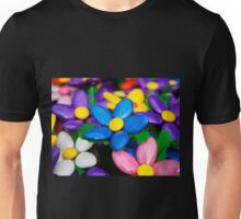Flowers with sugared almonds Unisex T-Shirt