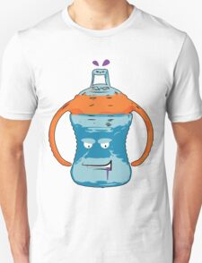 Thug Mane Sippy Cup Unisex T-Shirt