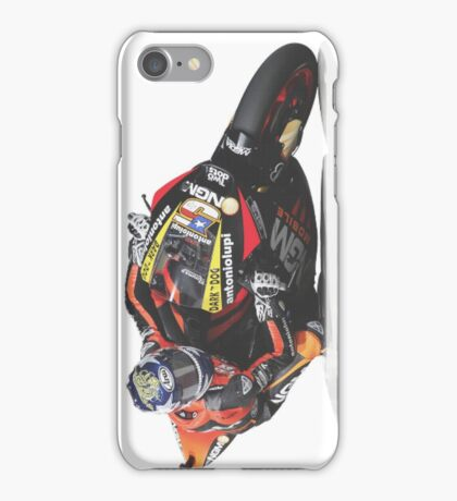 Bike GP heroes in action - 'Colin Edwards' iPhone Case/Skin