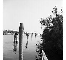 Palude della Rosa, Venice. Photographic Print