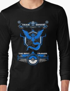 TEAM MYSTIC - POKEMON Long Sleeve T-Shirt