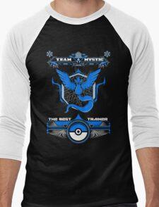 TEAM MYSTIC - POKEMON Men's Baseball ¾ T-Shirt