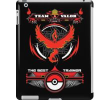 TEAM VALOR - POKEMON iPad Case/Skin