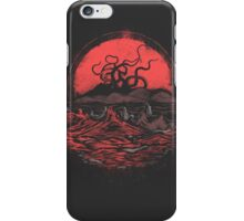 Tentacle Wars iPhone Case/Skin