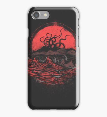 Tentacle Wars iPhone Case/Skin