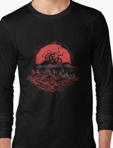 Tentacle Wars Long Sleeve T-Shirt