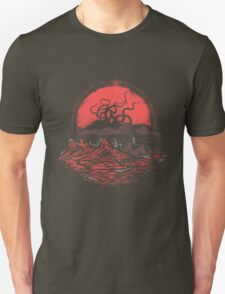 Tentacle Wars Unisex T-Shirt