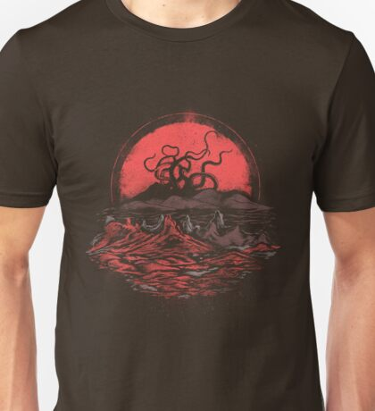 Tentacle Wars Unisex T-Shirt