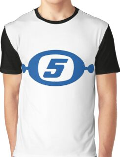 Space Channel 5 Graphic T-Shirt