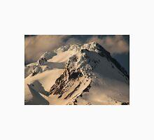 Sunrise And Snow-Capped Hood ©  Unisex T-Shirt
