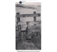 Black and White Stile iPhone Case/Skin