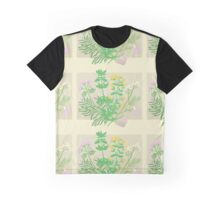 Anxious Plants Graphic T-Shirt