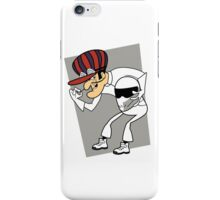 The Stig Unmasked! iPhone Case/Skin
