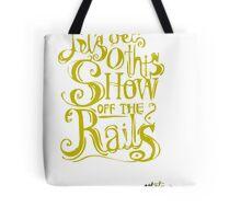 Amusing metaphors Tote Bag