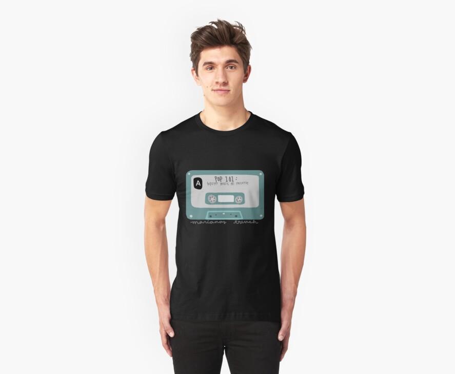 Pop 101: Cassette by chenveronica
