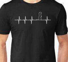 Love Ferret Unisex T-Shirt