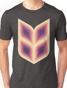Retro Flame 002 Unisex T-Shirt
