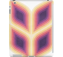 Retro Flame 002 iPad Case/Skin