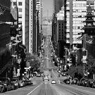 California Street by Radek Hofman