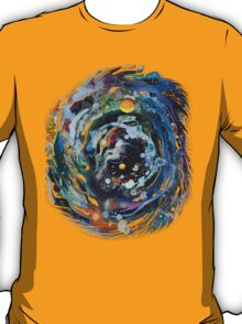 Psychedelic Space  T-Shirt