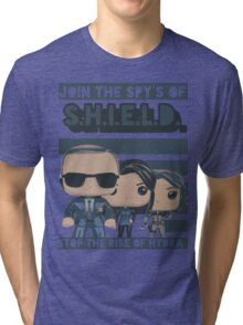 Join design  Tri-blend T-Shirt