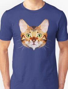 Bengal cat Unisex T-Shirt