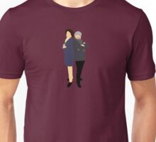 The Eighth Doctor VS The War Doctor Unisex T-Shirt