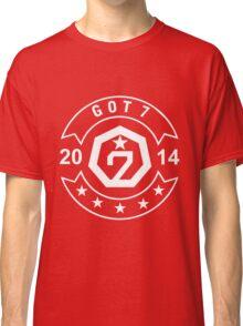 GOT 7 2014 Classic T-Shirt