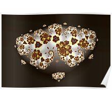 Caramel Cluster Poster