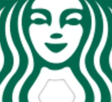 Starbucks Logo Sticker
