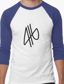 416 Funny Logo Men's Baseball ¾ T-Shirt