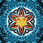 Merkaba, Flower Of Life, Metatrons Cube, Sacred Geometry by nitty-gritty