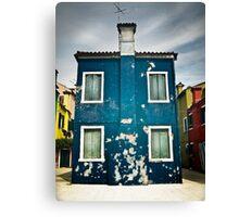 Burano, Venice Canvas Print