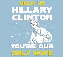Save us Hillary! Kids Tee