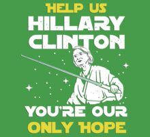 Save us Hillary! Kids Tee