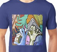Abstract Collaboration with JKArts Unisex T-Shirt
