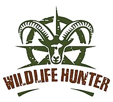 Wildlife Hunter Photographic Print