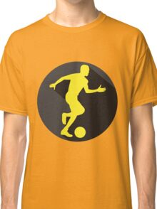 Soccer Icon Classic T-Shirt