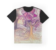 inner landscape with tree Graphic T-Shirt