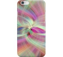 Rainbow Colored Abstract. Concept Divine Virtues iPhone Case/Skin