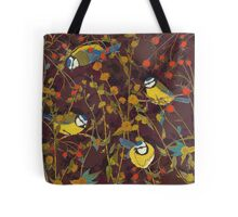 Beautiful Bluetits Tote Bag