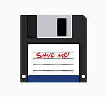 Flat floppy disk icon Classic T-Shirt