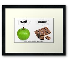 Typical ... Framed Print