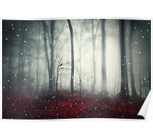 Spaces VII - Dreaming Woodland Poster