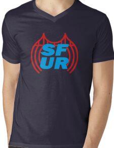 SF-UR Mens V-Neck T-Shirt